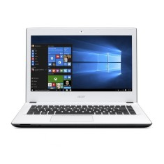 "Foto Notebook Acer E5-473-370Z Intel Core i3 5015U 14"" 4GB HD 1 TB"