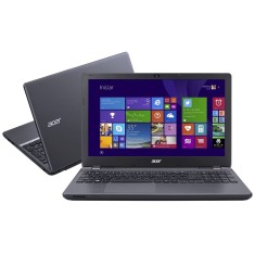 "Foto Notebook Acer E5-571G-760Q Intel Core i7 5500U 15,6"" 8GB HD 1 TB GeForce 820M"