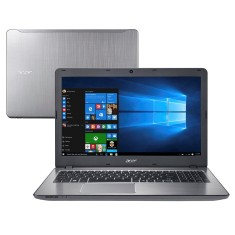 "Foto Notebook Acer F5-573-59TV Intel Core i5 6200U 15,6"" 8GB HD 1 TB"