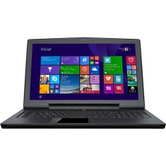 "Foto Notebook Aorus X7 v2 Intel Core i7 4860HQ 17,3"" 16GB HD 1 TB SSD 384 GB"