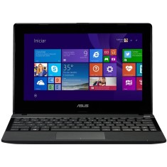 "Foto Notebook Asus R103BA AMD Dual core A4 1200 10,1"" 2GB HD 320 GB Touchscreen A-Series"