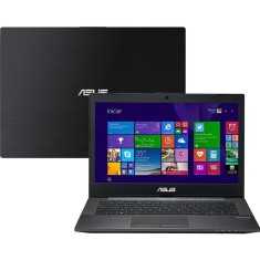 "Foto Notebook Asus PU401LA Intel Core i3 4010U 14"" 4GB HD 500 GB Windows 8 Professional Pro"