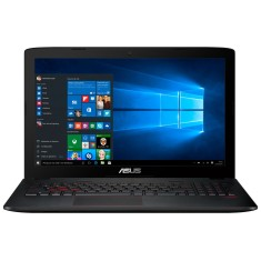 "Foto Notebook Asus GL552VW Intel Core i5 6300HQ 15,6"" 8GB HD 1 TB GeForce GTX 960M Windows 10"