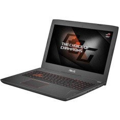 "Foto Notebook Asus FX 502 VM Intel Core i7 7700HQ 15,6"" 24GB HD 1 TB SSD 120 GB"