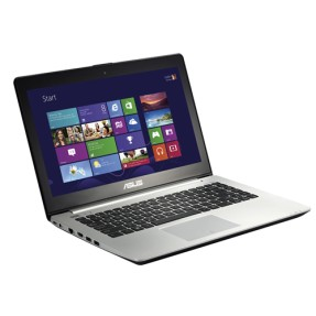 "Foto Notebook Asus S451LA Intel Core i7 4500U 14"" 6GB HD 750 GB Touchscreen"