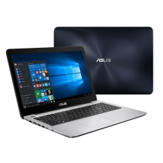 "Foto Notebook Asus X556UR-XX478T Intel Core i5 7200U 15,6"" 12GB GeForce 930MX SSD 480 GB Windows 10"