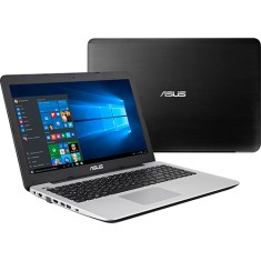 "Foto Notebook Asus X555LF Intel Core i7 5500U 15,6"" 6GB HD 1 TB GeForce 930M"