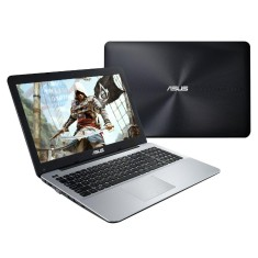 "Foto Notebook Asus X Series Intel Core i5 6200U 8GB de RAM SSD 240 GB 15,6"" GeForce 940M Windows 10 Home X555UB"