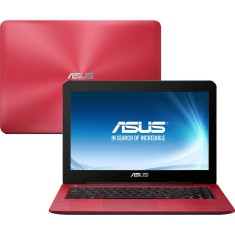 "Foto Notebook Asus Z Intel Core i3 4005U 4GB de RAM HD 1 TB 14"" Endless OS Z450LA"