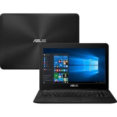 "Foto Notebook Asus Z Intel Core i5 6200U 6ª Geração 8GB de RAM HD 1 TB 14"" Windows 10 Z450UA-WX001T"