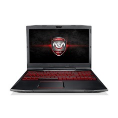 "Foto Notebook Avell Titanium G1513 MX7 Intel Core i7 7700HQ 15,6"" 16GB HD 1 TB GeForce GTX 1050 Ti SSD 256 GB"