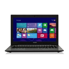 "Foto Notebook CCE T345 Intel Core i3 3217U 14"" 4GB HD 500 GB Windows 8"