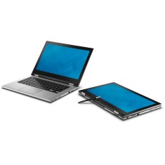 "Foto Notebook Dell I13-7348-C40 Intel Core i7 5500U 13,3"" 8GB HD 500 GB Híbrido"
