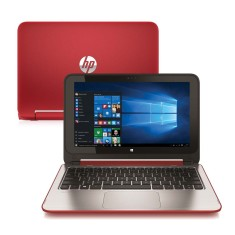 "Foto Notebook HP 11-n226br Intel Celeron N2830 11,6"" 4GB HD 500 GB Touchscreen"