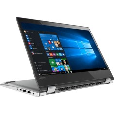 "Foto Notebook Lenovo Yoga 520 Intel Core i7 7500U 14"" 8GB SSD 256 GB Touchscreen"
