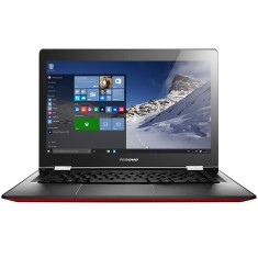 "Foto Notebook Lenovo 500 Intel Core i5 5200U 14"" 8GB HD 1 TB Touchscreen"