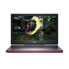 "Foto Notebook Dell Inspiron 15 Intel Core i7 7700HQ 15,6"" 16GB HD 1 TB GeForce GTX 1050 Ti SSD 256 GB"