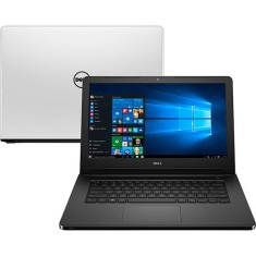 "Foto Notebook Dell i14-5458-BB10 Intel Core i3 5005U 14"" 4GB HD 1 TB Windows 10"