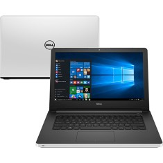 "Foto Notebook Dell i14-5458-B40 Intel Core i5 5200U 14"" 8GB HD 1 TB GeForce 920M"