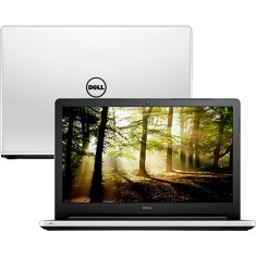 "Foto Notebook Dell I15-5558-D30 Intel Core i5 5200U 15,6"" 8GB SSD 240 GB Linux"