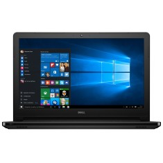 "Foto Notebook Dell I15-5566-A30P Intel Core i5 7200U 15,6"" 8GB SSD 240 GB 7ª Geração"