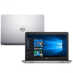 "Foto Notebook Dell i15 5548-C20 Intel Core i7 5500U 15,6"" 8GB HD 1 TB Híbrido"