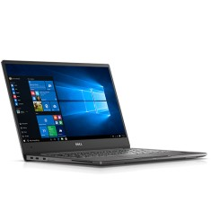 "Foto Notebook Dell 7370 Intel Core m5-6Y57 13,3"" 8GB SSD 128 GB Windows 10 Pro Latitude"