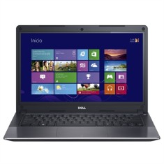 "Foto Notebook Dell 5480 Intel Core i5 5200U 14"" 4GB HD 500 GB Touchscreen"