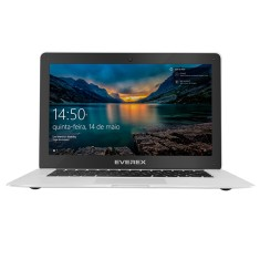 "Foto Notebook Everex Intel Atom x5 Z8350 2GB de RAM SSD 32 GB 14"" Windows 10 Nea232W"