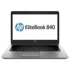 "Foto Notebook HP 840 G2 Intel Core i5 5200U 14"" 4GB HD 500 GB Windows 10 Pro EliteBook"