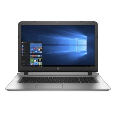 "Foto Notebook HP u153nr Intel Core i7 7500U 17,3"" 16GB GeForce 940MX SSD 250 GB Windows 10"