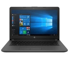 "Foto Notebook HP 246 G6 Intel Core i3 6006U 14"" 4GB HD 500 GB 6ª Geração"