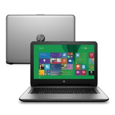 "Foto Notebook HP 14-AC139BR Intel Core i5 5200U 14"" 4GB HD 500 GB"
