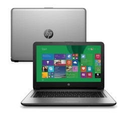 "Foto Notebook HP 14-AC121BR Intel Core i7 6500U 14"" 8GB HD 1 TB"