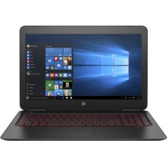 "Foto Notebook HP Omen 15 Intel Core i7 7700HQ 15,6"" 16GB HD 1 TB GeForce GTX 1050 Ti Híbrido"