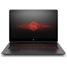 "Foto Notebook HP Omen 17 Intel Core i7 7700HQ 17,3"" 16GB HD 1 TB GeForce GTX 1050 Ti Híbrido"