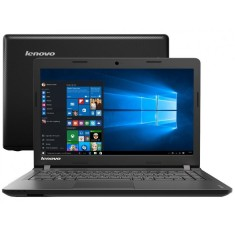 "Foto Notebook Lenovo 100 Intel Celeron N2840 14"" 4GB HD 500 GB"