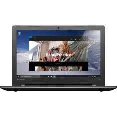 "Foto Notebook Lenovo 300 Intel Core i5 6200U 15,6"" 8GB HD 1 TB"