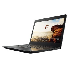 "Foto Notebook Lenovo E470 Intel Core i7 7500U 14"" 8GB HD 1 TB GeForce 940MX"