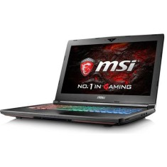 "Foto Notebook MSI GT62VR Intel Core i7 7700HQ 15,6"" 16GB HD 1 TB SSD 250 GB"