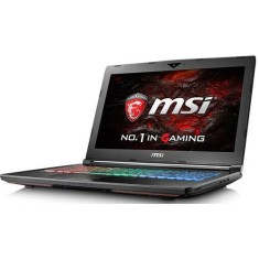 "Foto Notebook MSI GT62VR Intel Core i7 7700HQ 15,6"" 64GB HD 1 TB GeForce GTX 1070 Híbrido"