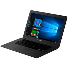 "Foto Notebook Multilaser PC101 Intel Atom x5 Z8350 14"" 2GB eMMC 32 GB Windows 10 Velocidade do Processador 1,4 GHz"