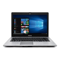 "Foto Notebook Positivo XRi 7150 Intel Core i3 4005U 14"" 4GB HD 500 GB 4ª Geração"