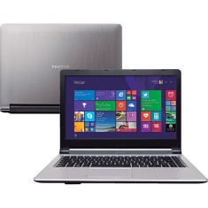 "Foto Notebook Positivo XS7205 Intel Core i3 4005U 14"" 4GB HD 500 GB"