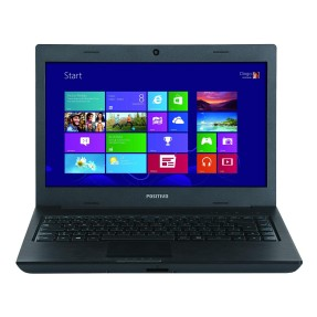 "Foto Notebook Positivo 2500M Intel Celeron 847 14"" 2GB HD 320 GB"