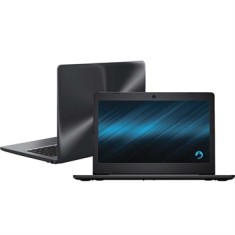 "Foto Notebook Positivo Stilo Intel Celeron N3010 4GB de RAM HD 500 GB 14"" Linux XCI3650s"