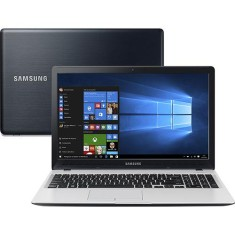 "Foto Notebook Samsung Expert Intel Core i7 6500U 6ª Geração 8GB de RAM HD 1 TB 15,6"" GeForce 940M Windows 10 Home X51"