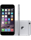 Novo Smartphone Apple iPhone 6 Plus 128GB iOS 8 3G 4G Wi-Fi