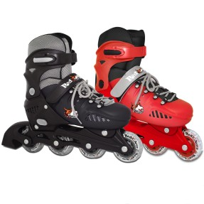 Foto Patins In-Line Bel Sports Red Nose