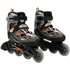 Foto Patins In-Line Fila X-One Combo 3 Sets